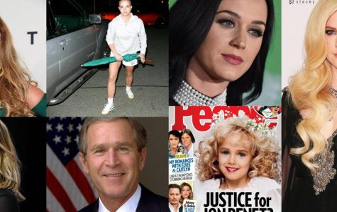 Top Five Celebrity Conspiracy secrets