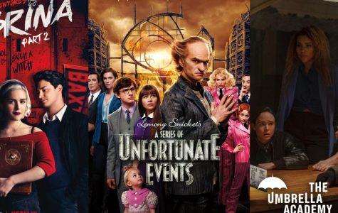 Top 4 Netflix Originals