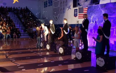 The Night Takes Flight: Homecoming Rally