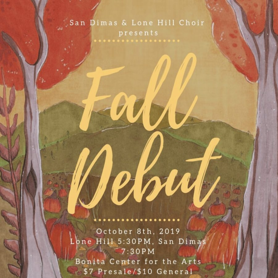 Choir's Fall Debut