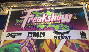 Fighting for Gold at Freak Show