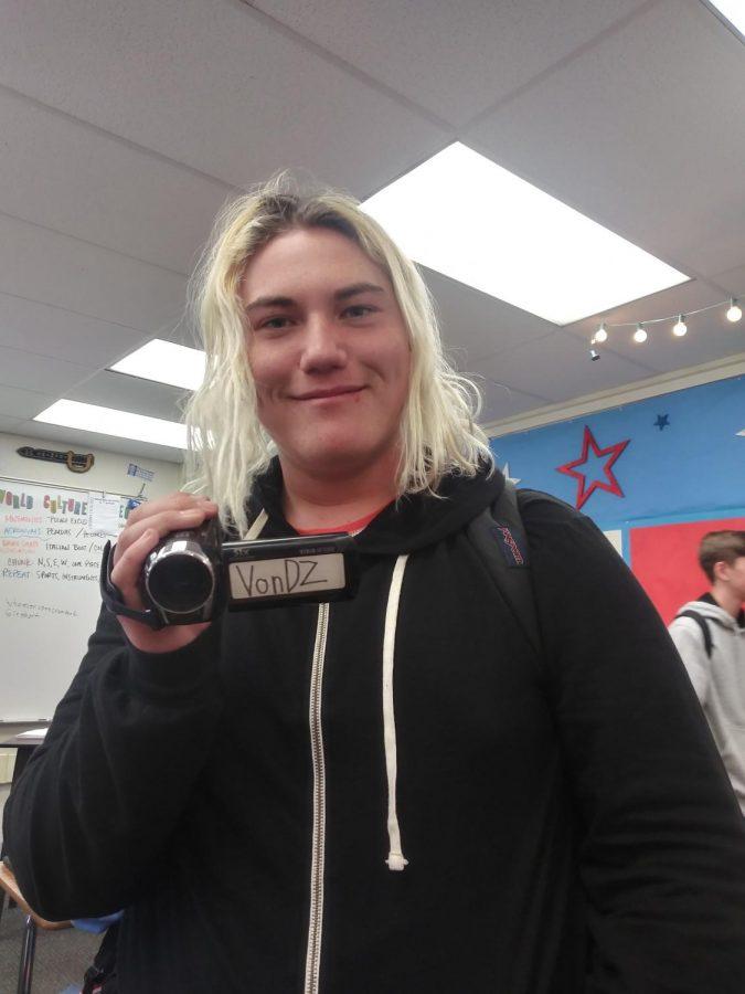 Humans of SD: Vaughn Lawson