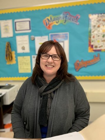 Humans Of SD - Mrs. Veling
