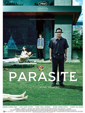 (Golden Globes Website: Parasite).
