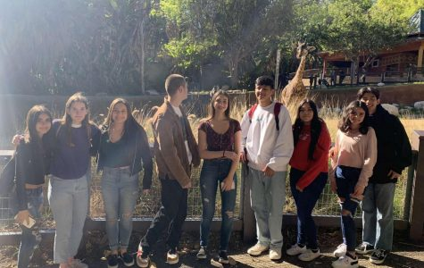 Environmental Science LA Zoo Field Trip