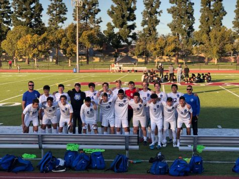 Saints Soccer Power