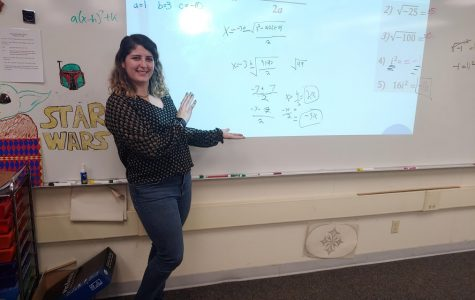 Humans of SD - Ms. Perez