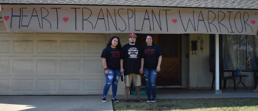 The Story of Cesar Moreno a Heart Transplant Survivor