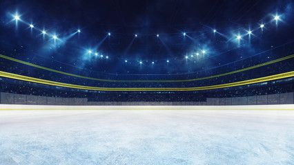Hockey Season with a Twist