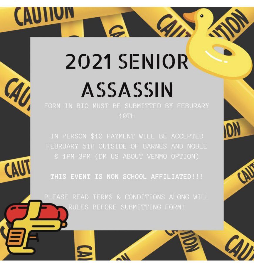 Senior Assassin