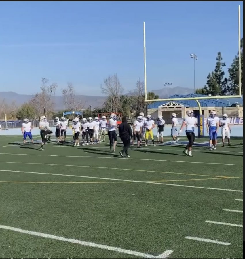San Dimas High School Football Returns