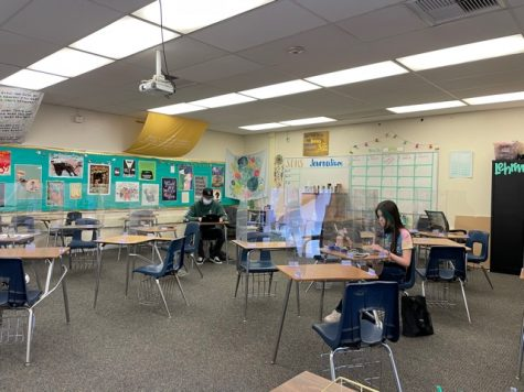 Students Return Back to School